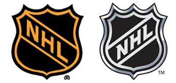 Old & New NHL Logos